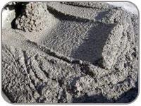 Раствор на речном песке
